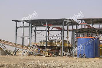 Xinhai Guangxi 1000t/d Tin Ore Project