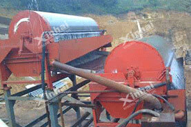 Dongbei 1300t/d Iron Magnetic Separation Project12