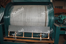 Liaoning 900t/d Iron Magnetic Separation Project21