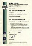 EU Certification2