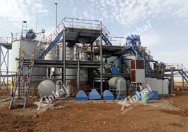 Gold Ore Dressing Process