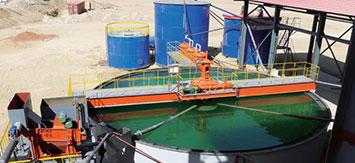 2000t/d مصنع فصل المناجم لمغناطيس في مقاطعة شوبآنهوى