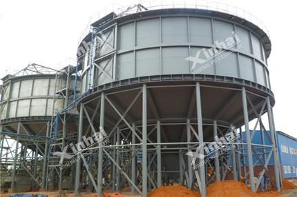 خزان التثخين الضغط الهيدروليكي